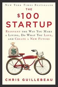 This book demonstrates case studies on how to build a businesses earning $50,000 or more from a modest investment . Chris Guillebeau shows how people with no special skills discovered aspects of their personal passions that could be monetized.